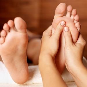 Foot Massage 30min on an armchair