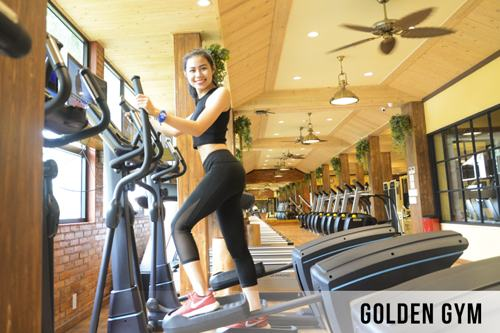 Golden gym 04
