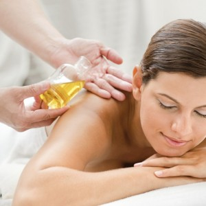 Aromatherapy Body Massage 60min