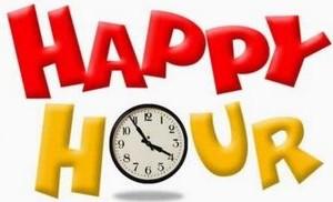 Happy hour 20% OFF