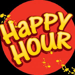 Happy Hour giảm 20%
