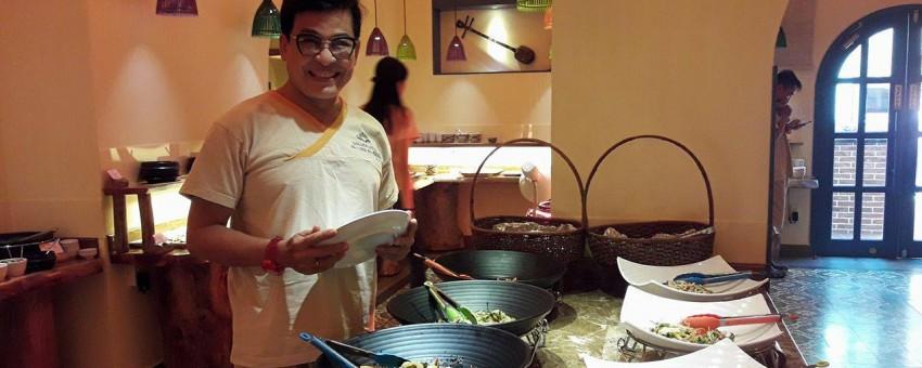 Món ngon Việt-Hàn của Golden Buffet