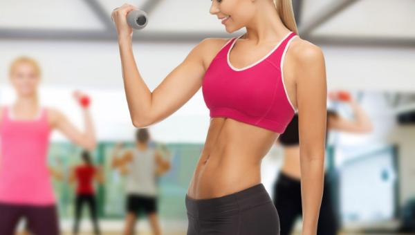 Các bài tập giảm cân hiệu quả dành cho nữ