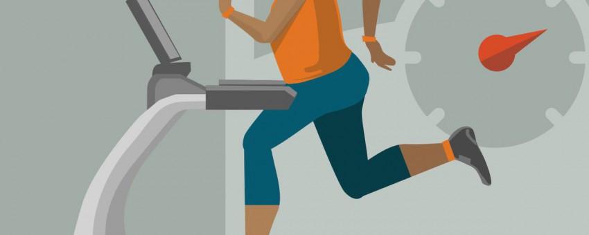 Lý do để chị em văn phòng công sở tập gym