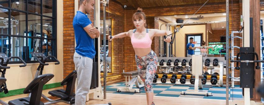 Thời gian tập gym cho người mới bắt đầu