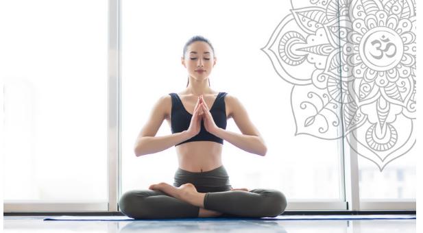 Các bài tập thở trong yoga