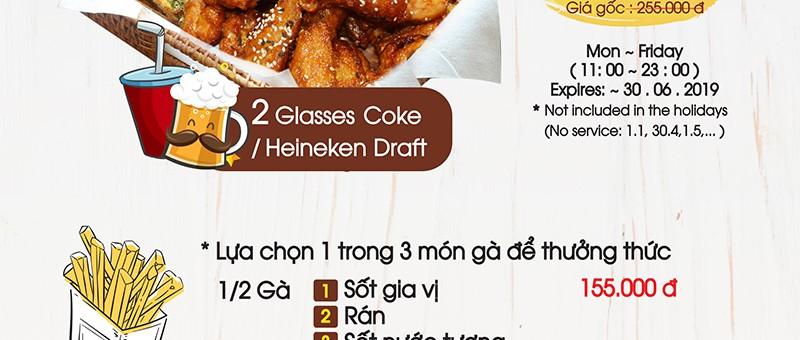 Nhà hàng Hàn Quốc quận 3 | Mr BBQ & Ssam