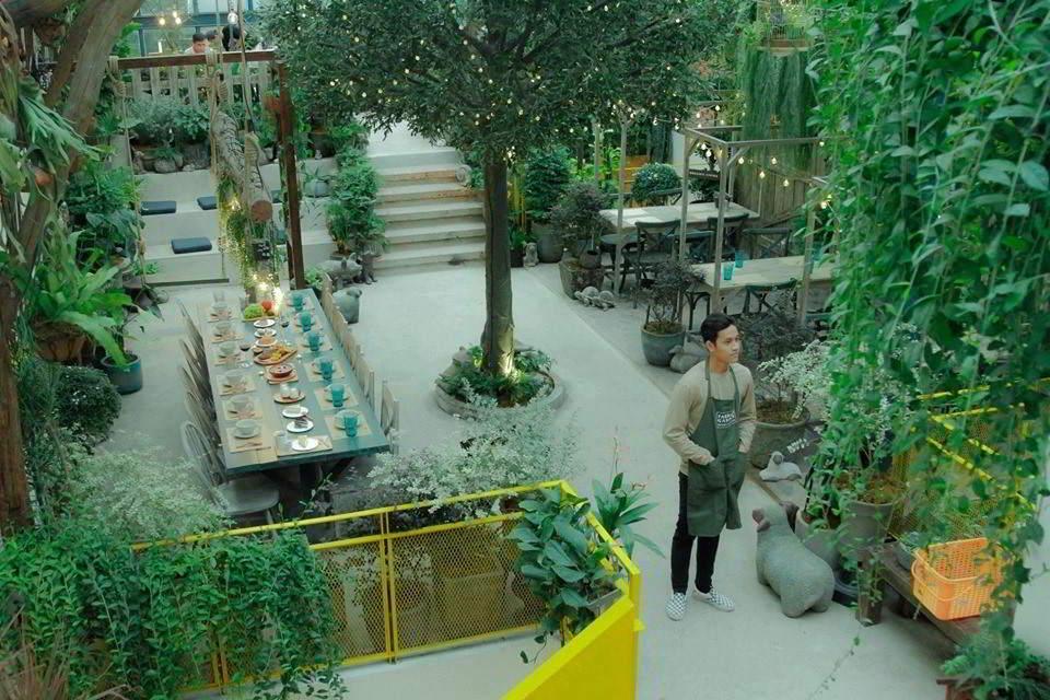 Farmers' Garden Địa chỉ: Lầu 2, 486 Nguyễn Thị Thập, Phường Tân Quy, Quận 7