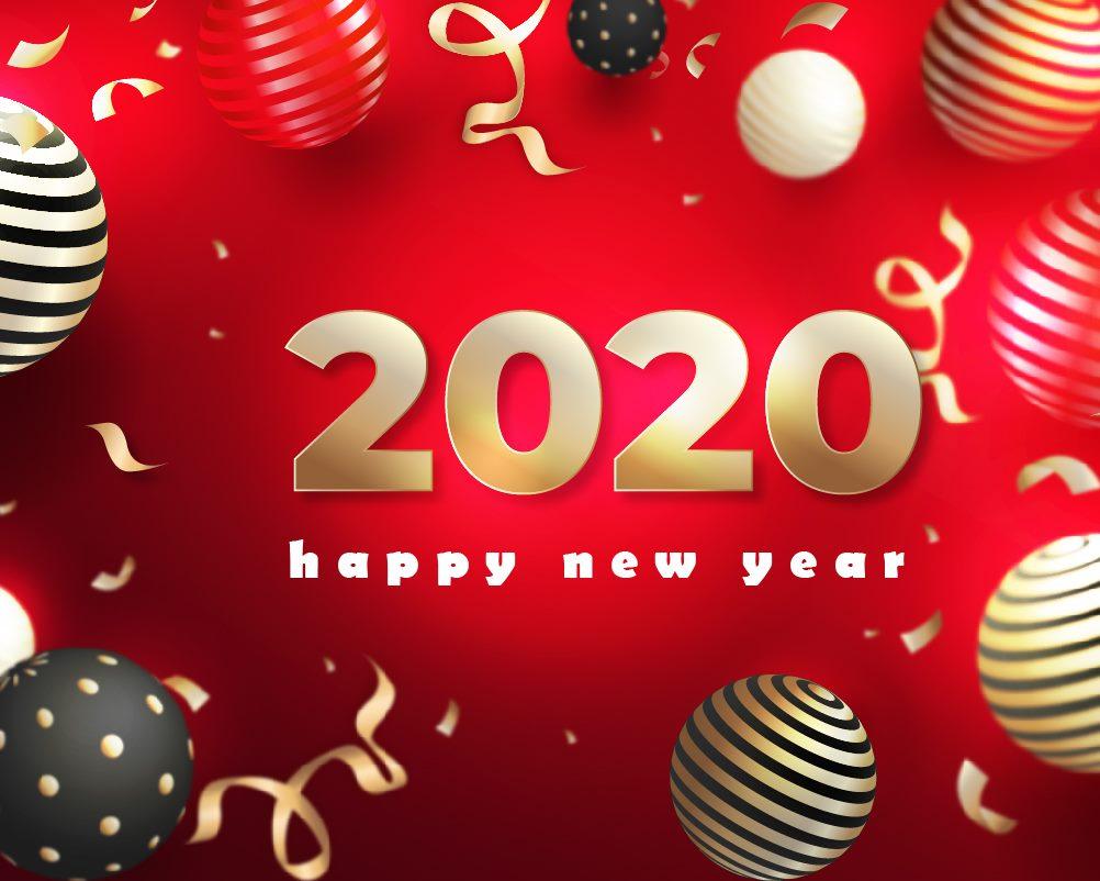 HAPPY NEW YEAR 2020 - CHÚC AN KHANG THỊNH VƯỢNG