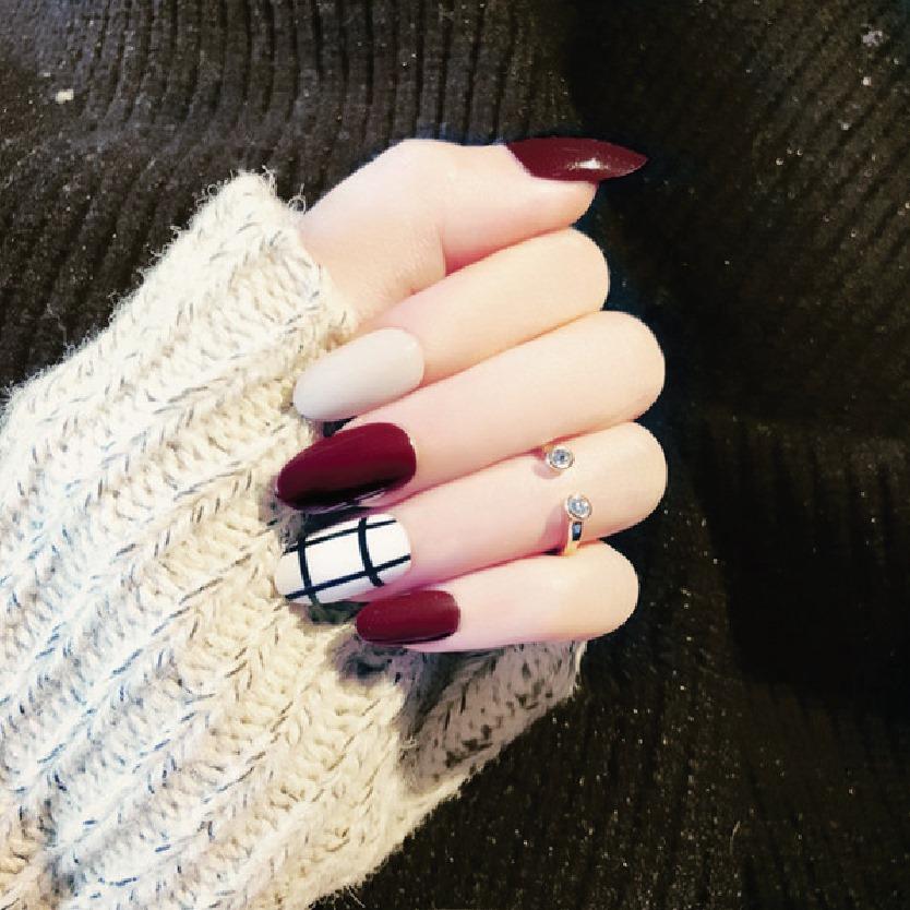 Hot trend các mẫu Nail nhân dịp Noel 2019-010
