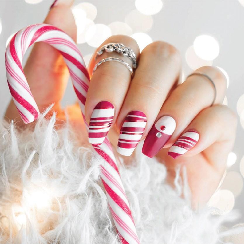 Hot trend các mẫu Nail nhân dịp Noel 2019-013