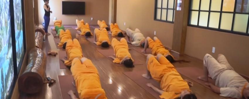[XẢ STRESS] Nạp lại năng lượng khi sức khỏe giảm sút, làn da xấu xí