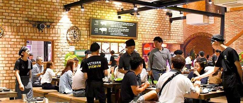 8 nhà hàng thịt nướng ngon nhất ở Đà Nẵng