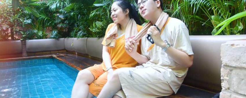 Một ngày tại Spa Nghỉ Dưỡng Lớn Nhất Sài Gòn