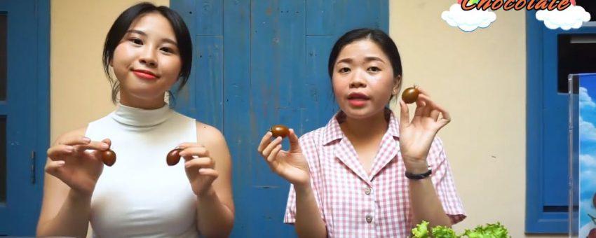 Cà chua Chocolate ăn ngon, giúp giảm mỡ và làm sáng da