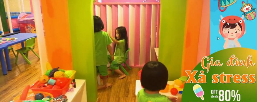 QUỐC TẾ THIẾU NHI Off to 80% chỉ còn 260k cho cả gia đình vui chơi xả Stress
