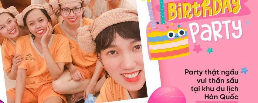 """JJIM JIL BANG KHỞI NGUỒN NIỀM VUI – PARTY """" CHILL"""" PHẢI BIẾT"""
