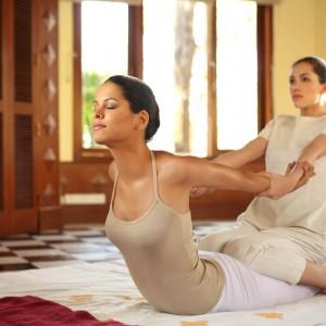 Massage kiểu Thái – 90min