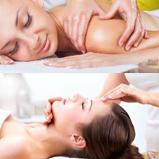 Golden Lotus Massage – 60p + Massage mặt – 30p