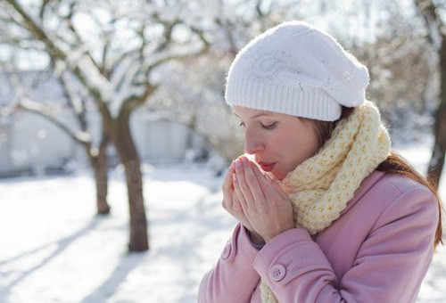 8 bệnh thường gặp mùa đông