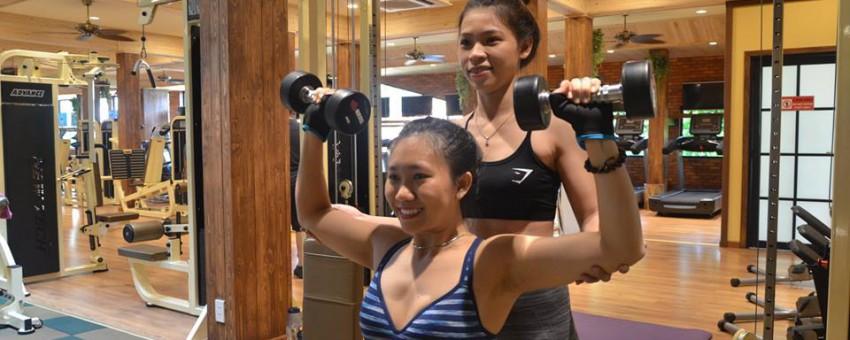 Tập gym cho nữ ở Sài Gòn – Phòng tập gym quận 3 cho nữ