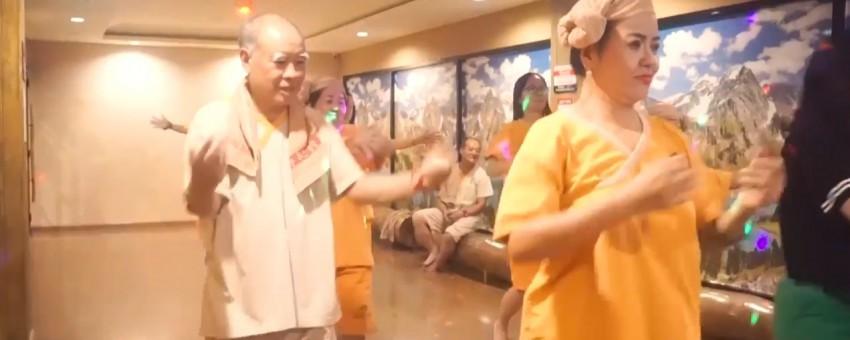 CÙNG KOREAN DANCING – YOGA VUI KHỎE TRẺ LÂU – GOLDEN LOTUS FAMILY