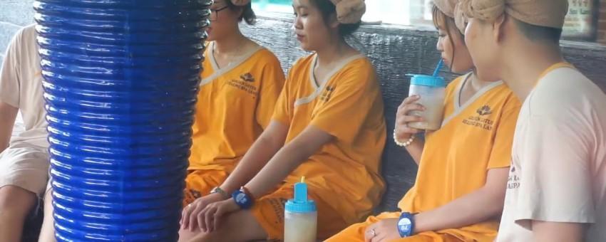 REVIEW VĂN HÓA XÔNG HƠI JJIMJILBANG HÀN QUỐC
