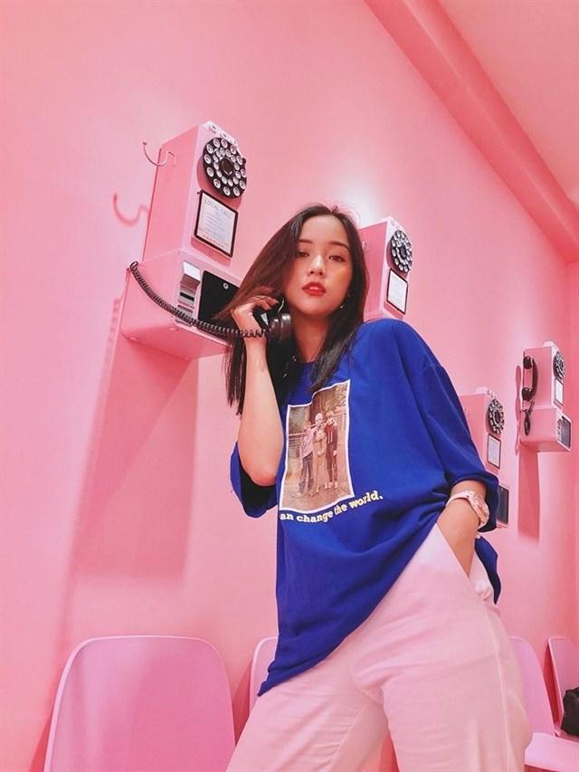 Pink R&B2