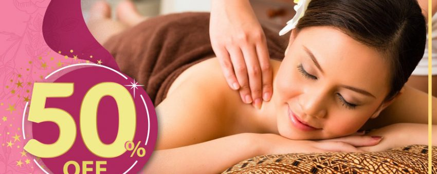 SPA DANANG OFF 50% MASSAGE BODY 60′