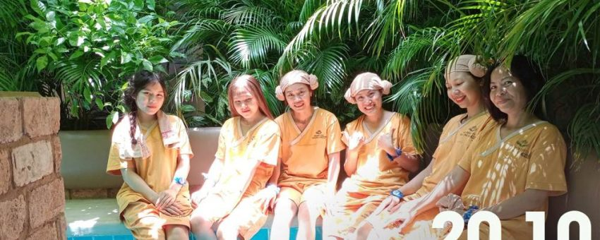 Golden Lotus Spa chúc mừng ngày PNVN Ngày 20/10